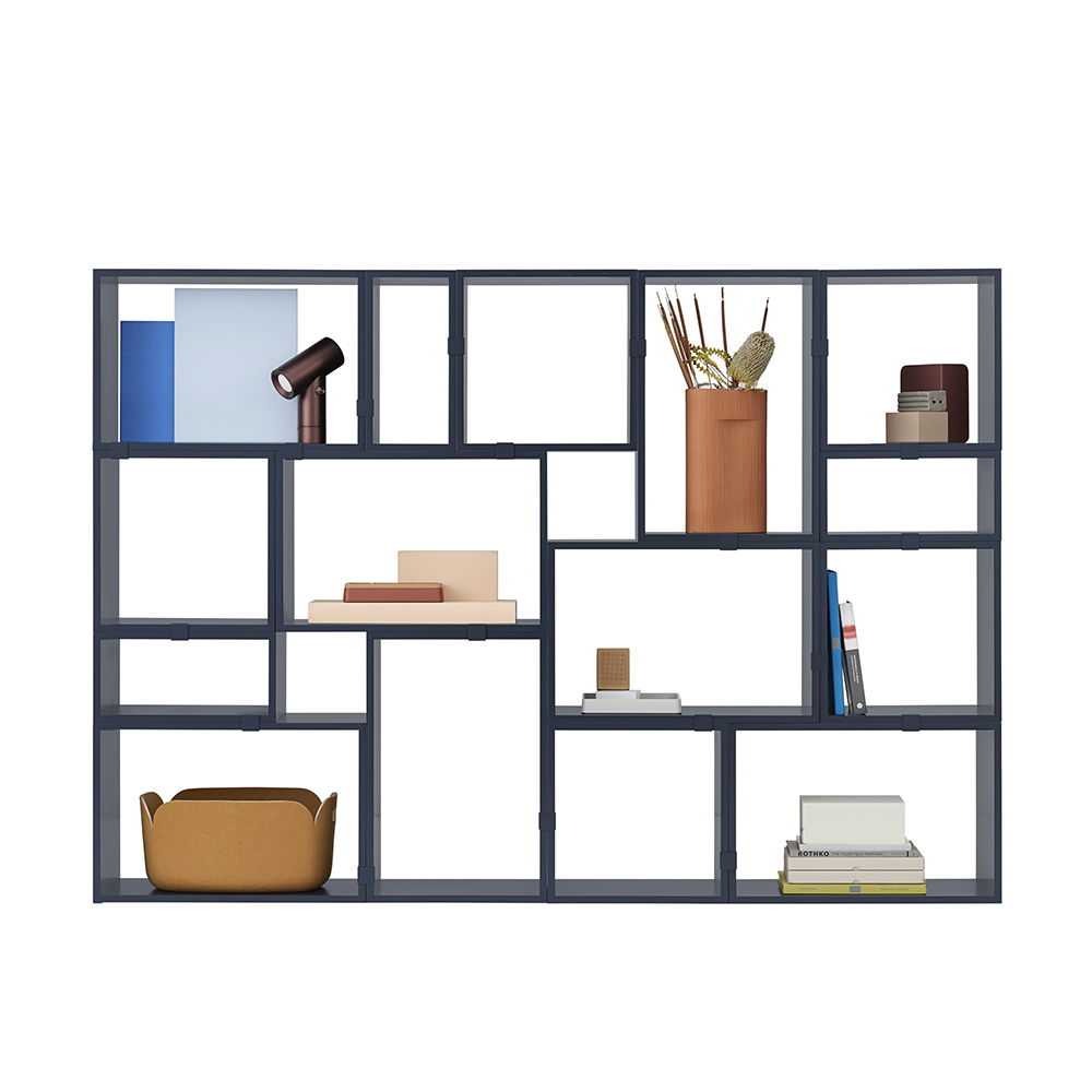 muuto stacked midnight blue configuration 10a 1000