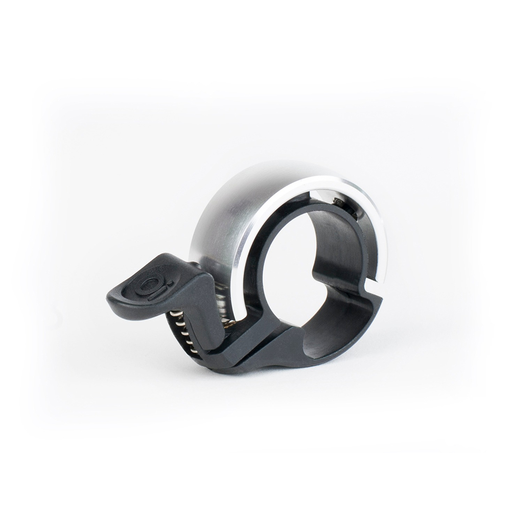 oi bike bell silver small 1000