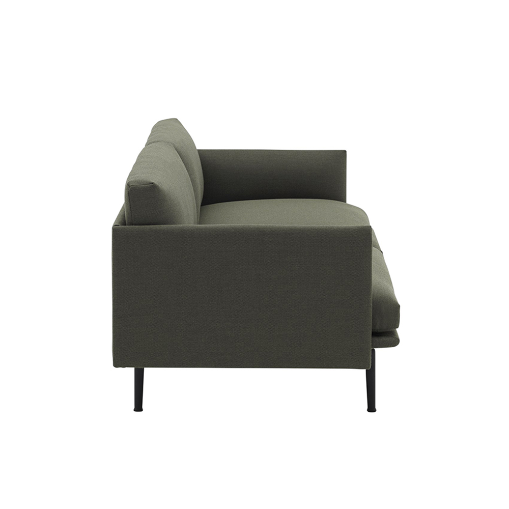 muuto outline 3 seater fiord 961 side 1000