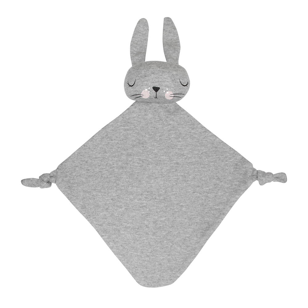 mister fly comforter knot bunny grey 1000