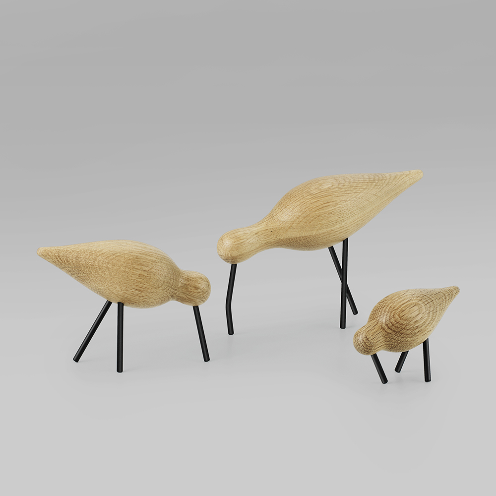 normann copenhagen shorebird oak black group lifestyle 01 1000