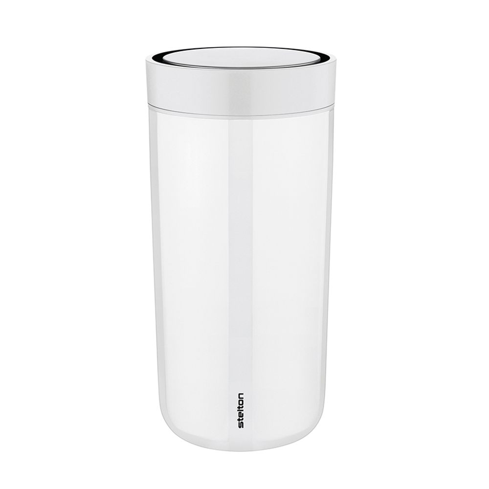 stelton to go click cup 0 34l chalk 1000