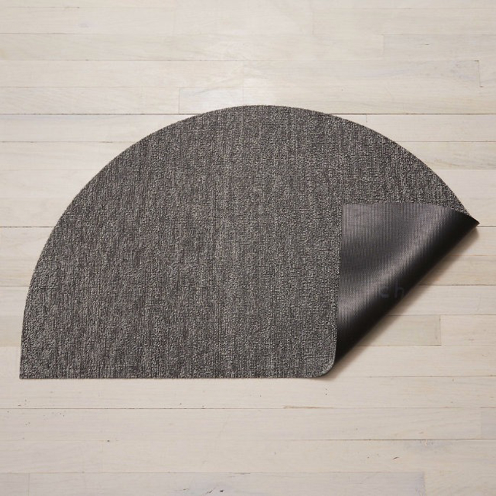 chilewich welcome mat fog fold 1000