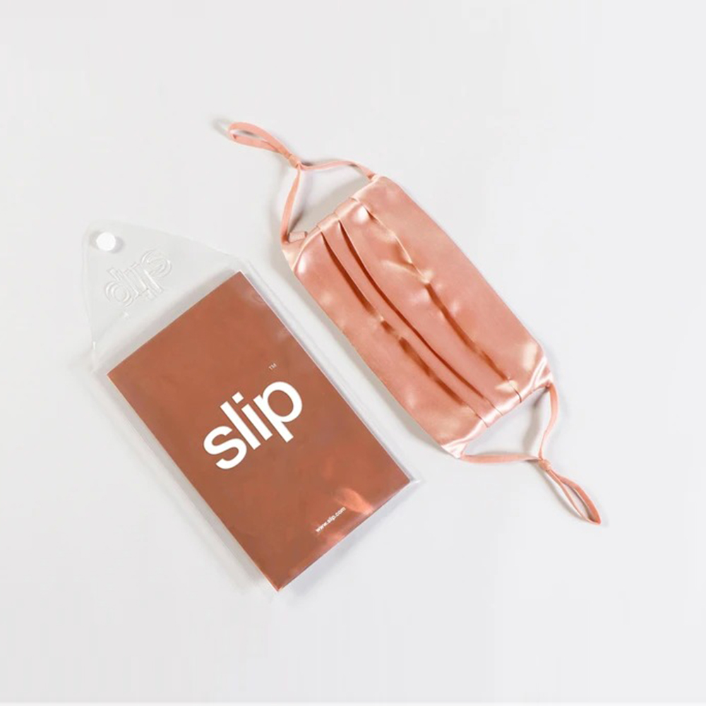 slip face covering rose gold packaging 1000