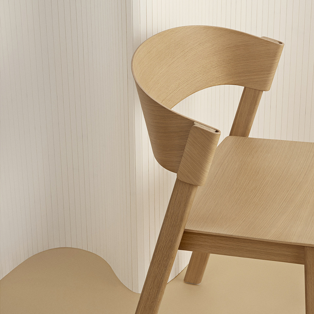 muuto cover side chair oak concept 1000