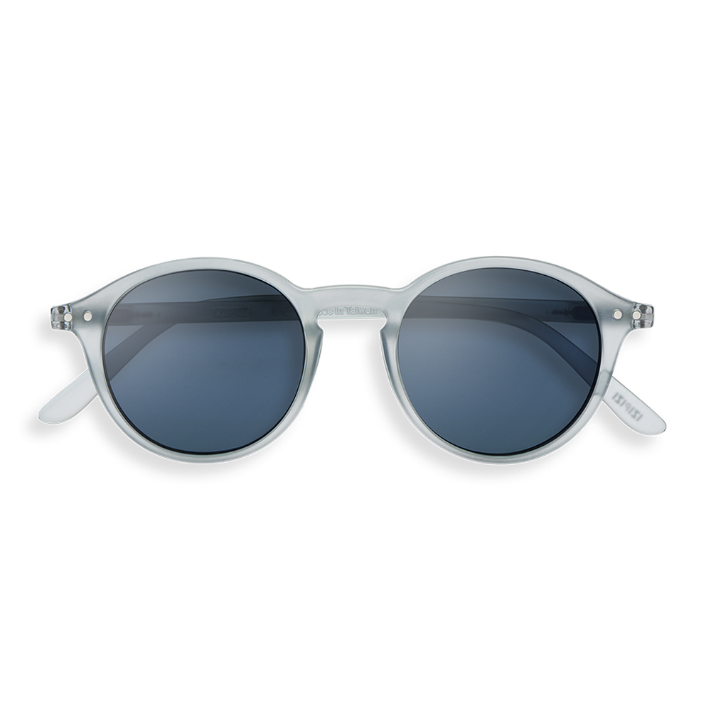 izipizi sunglasses glazed ice d frosted blue 1000