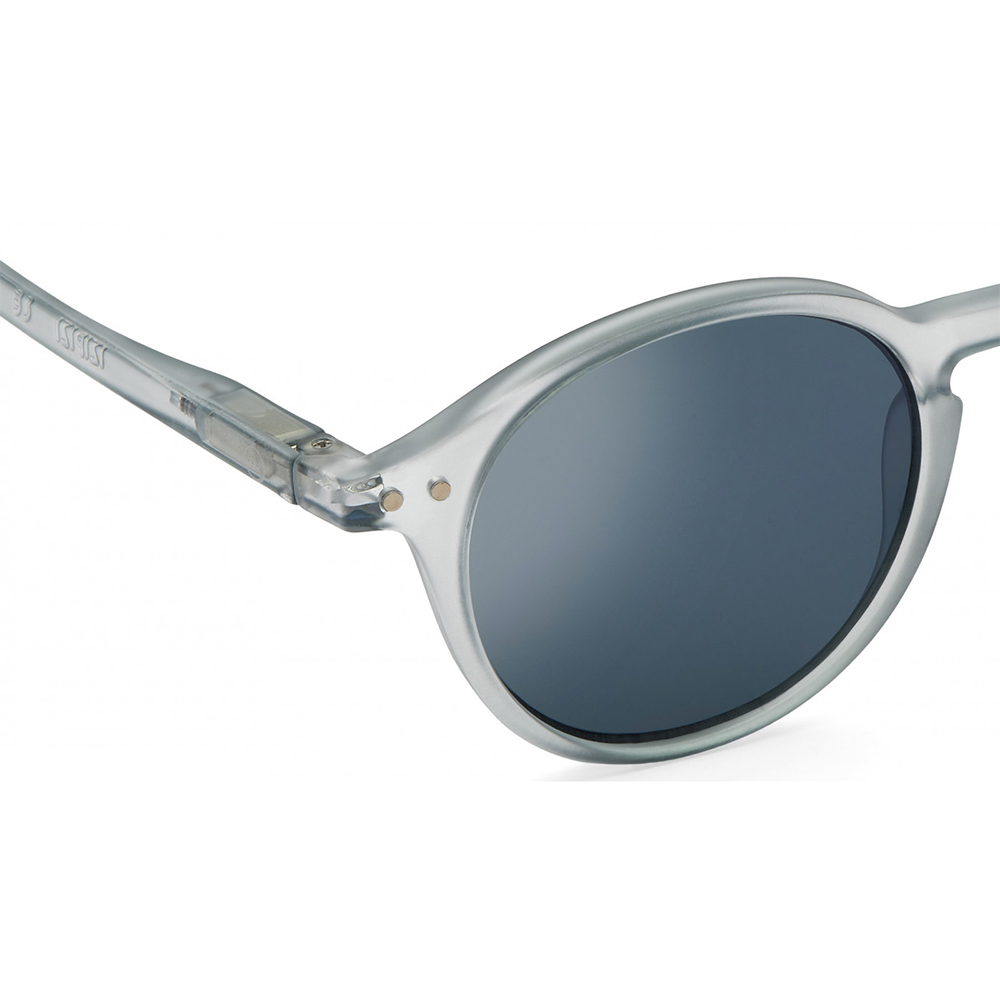izipizi sunglasses glazed ice d frosted blue detail 1000