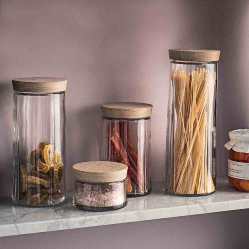 rosendahl storage jar oak lifestyle 03 1000
