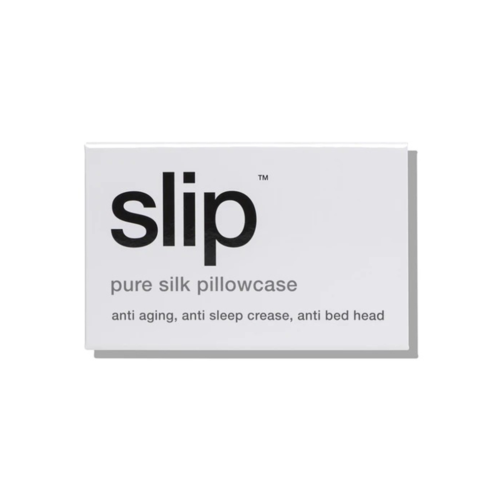 slip silk pillowcase white box 1000