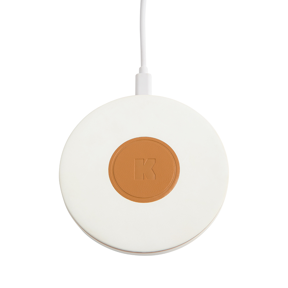 kreafunk wicharge white cord 1000