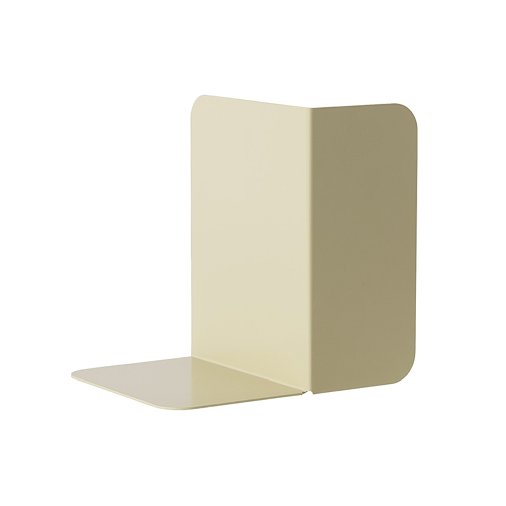 muuto compile bookend beige green 1000