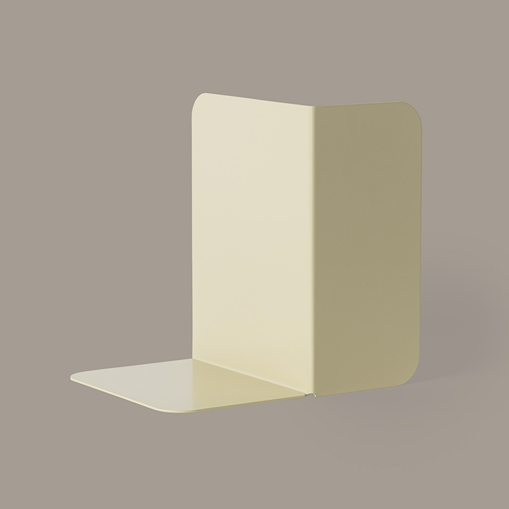 muuto compile bookend beige green 01 1000