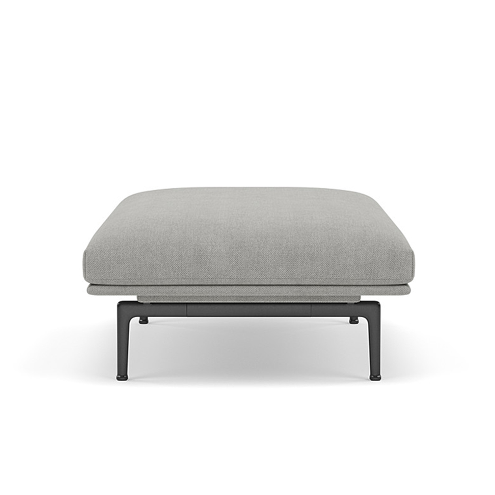 muuto outline pouf fiord 151 side 1000