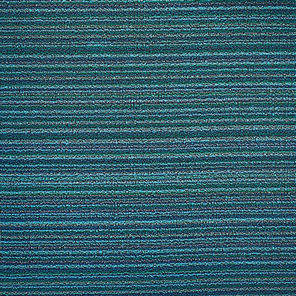 chilewich big mat skinny stripe turquoise detail 01 1000