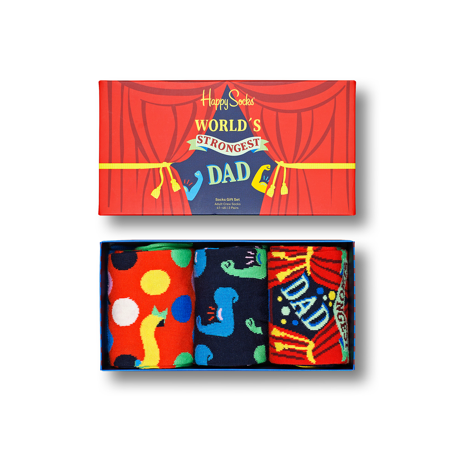 happy socks gift set fathers day 01 1500