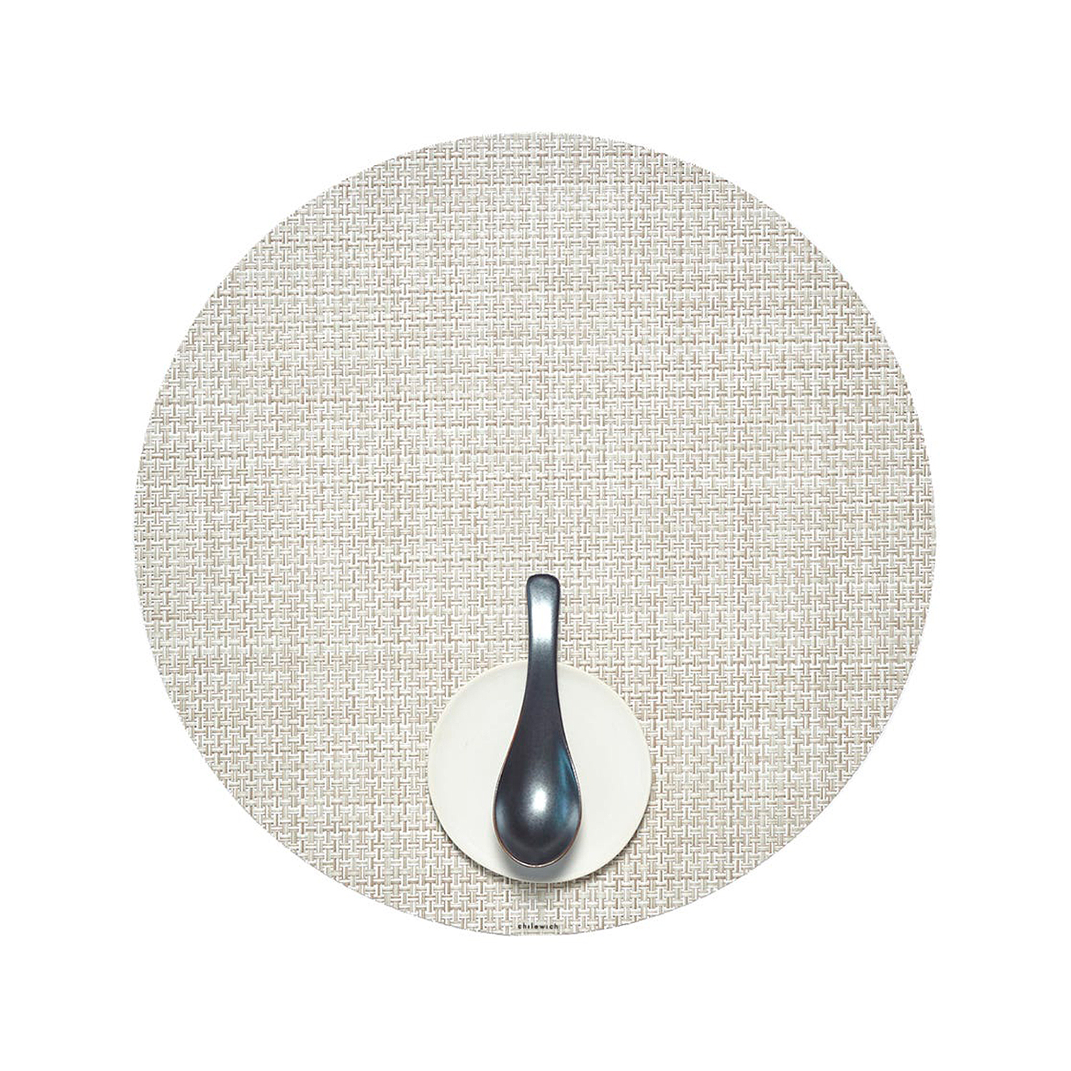 chilewich tablemat basketweave natural 02 1500