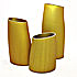 fink vase gold small
