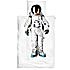 snurk astronaut single bed set