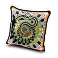 Missoni Oroscopo cushion - snake