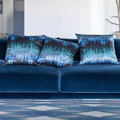 Missoni Home Winterthur Cushions