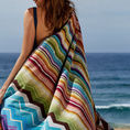 Missoni Hugo Beach towel