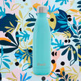 Turquoise Swell bottle