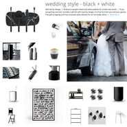 Married by Design | Black + White Style news from top3 by design