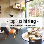 Top3 is hiring | SYDNEY | Showroom Manager news from top3 by design