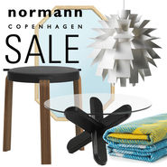 NORMANN COPENHAGEN SUPPLIER SALE 2018 news from top3 by design