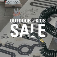 KIDS + OUTDOOR SALE news from top3 by design