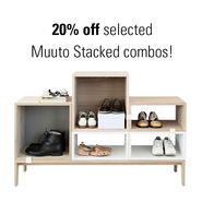 20% off Muuto Stacked Combos news from top3 by design