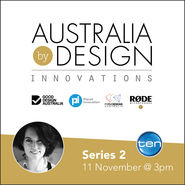Terri is a host on Australia by Design - Innovation | Channel 10 news from top3 by design