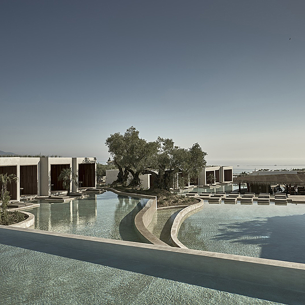 Sunday Inspiration  |  Olea All Suite Hotel  |  Zakynthos, Greece news from top3 by design