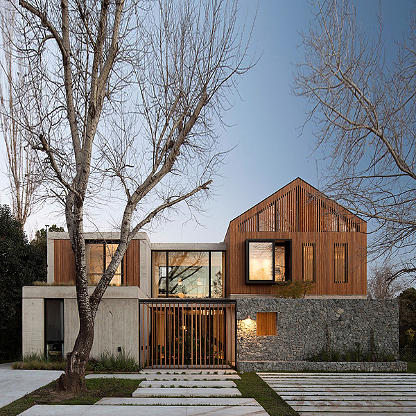Sunday Inspiration  |  Carol House  |  Argentina news from top3 by design