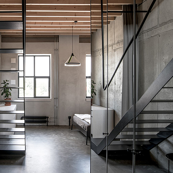 Sunday Inspiration  |  Mlynica Loft Apartment  | Slovakia news from top3 by design
