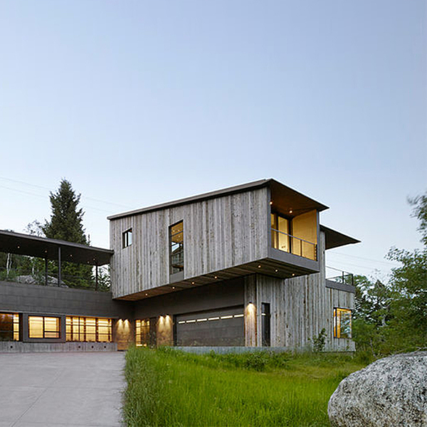 Sunday Inspiration  |  Boulder Retreat  |  Wyoming news from top3 by design