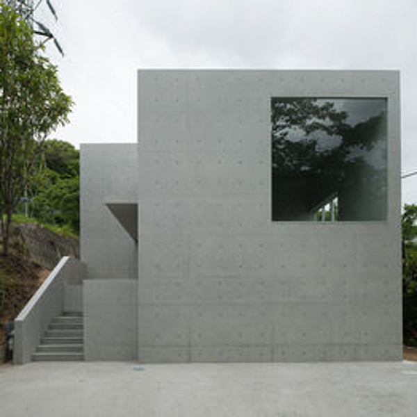 Sunday Inspiration  |  House in Ashiya  |  Japan news from top3 by design