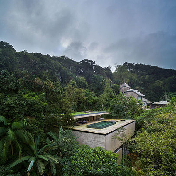 Sunday Inspiration  |  Jungle House | Brazil news from top3 by design