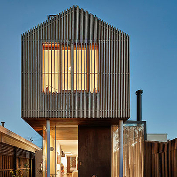 Sunday Inspiration  |  Bell Street Home  | Melbourne  |  Bagnoli Architects news from top3 by design