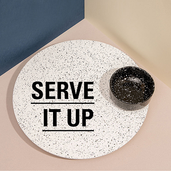 DESIGN NEWS | SERVE IT UP! news from top3 by design