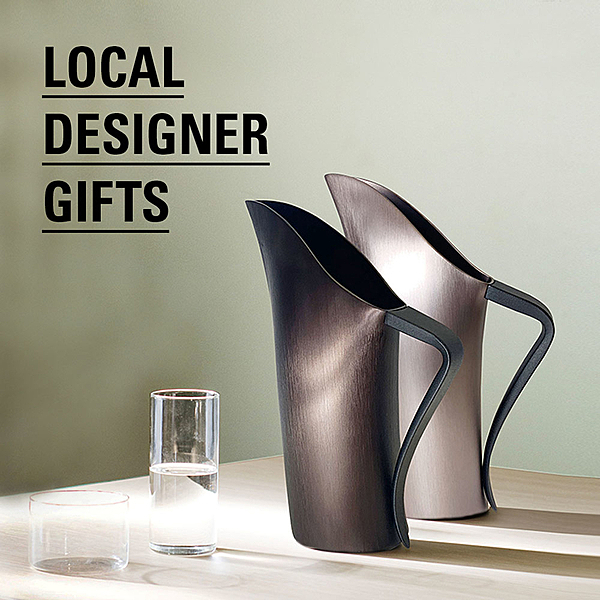 LOCAL DESIGNER GIFTS news from top3 by design