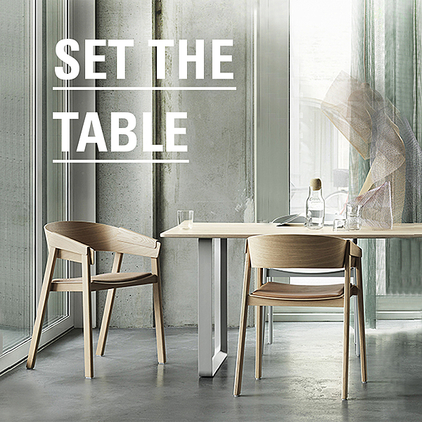 SET THE TABLE news from top3 by design