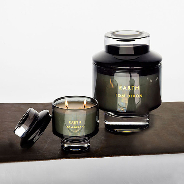 TOM DIXON ELEMENTS CANDLES news from top3 by design