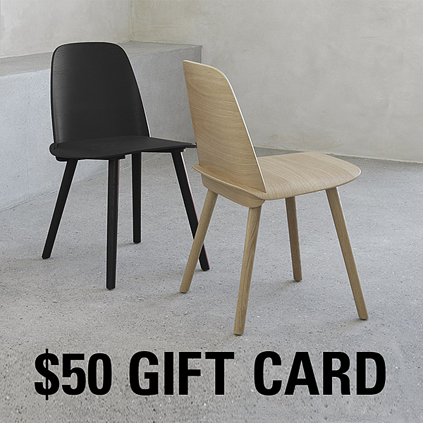 $50 GIFTCARD WITH ANY FURNITURE PURCHASE news from top3 by design