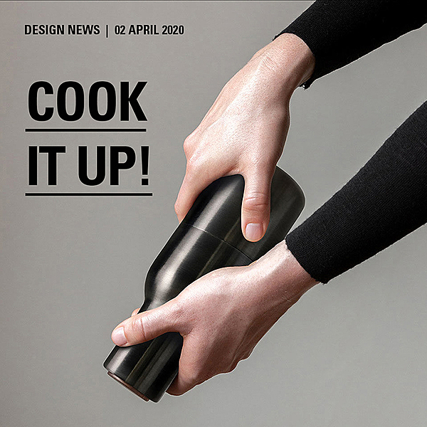 COOK IT UP news from top3 by design