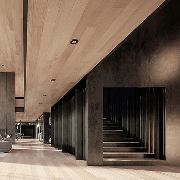 Sunday Inspiration  |  The Black House  |  Escobar, Spain news from top3 by design