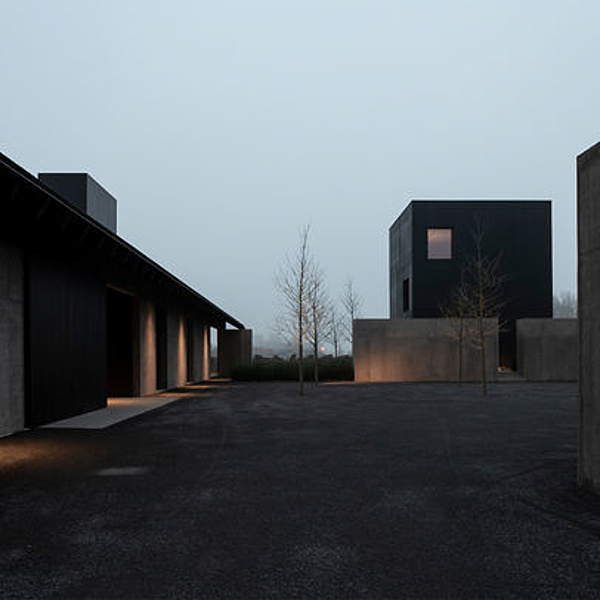 Sunday Inspiration  |  Valke Vleug Winery  |  Belgium news from top3 by design