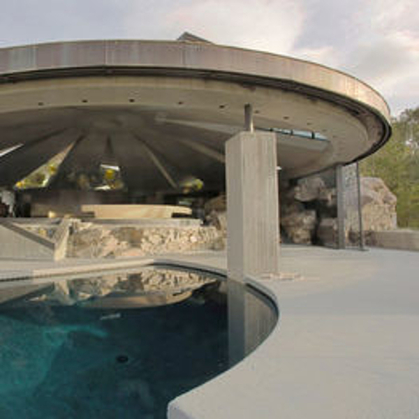 Sunday Inspiration  |  Elrod House by John Lautner  |  Palm Springs news from top3 by design
