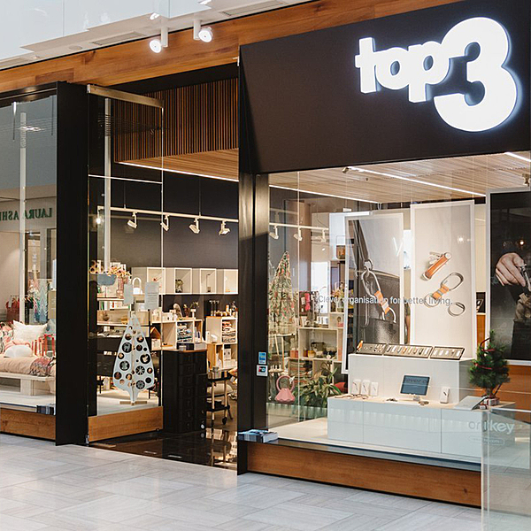 MELBOURNE STORE UPDATE news from top3 by design