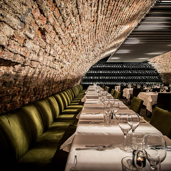 Sunday Inspiration  |  Cantina di David Restaurant  |  The Netherlands news from top3 by design
